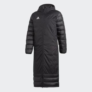 Пуховик Winter Black / White BQ6590