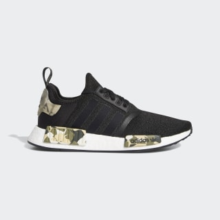 NMD_R1 Shoes Core Black / Core Black / Savannah FW6417