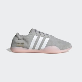 Sapatos Taekwondo Team Grey Two / Cloud White / Icey Pink EE4698