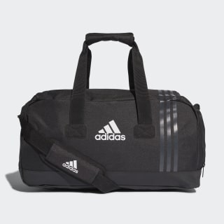 Tiro Team Bag Small Black/Dark Grey/White B46128