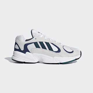 Yung-1 Shoes Cloud White / Noble Green / Dark Blue G27031