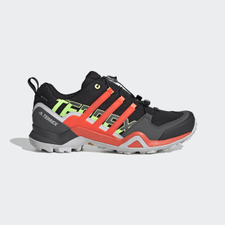 TERREX Swift R2 GORE-TEX Wanderschuh Core Black / Solar Red / Signal Green EF4609