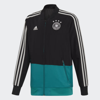 Germany Presentation Jacket Black / Eqt Green / Grey Two CE4946