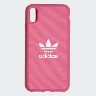 Funda iPhone Moulded 6,5 pulgadas Shock Pink / White CL4894