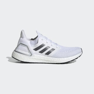 Ultraboost 20 Shoes Cloud White / Night Metallic / Dash Grey EG0783