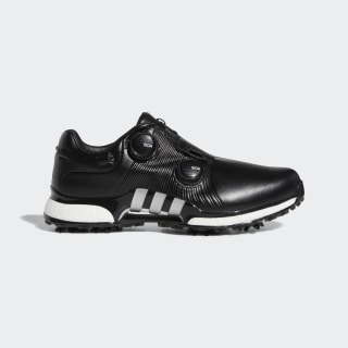 Tour360 XT Twin Boa Schuh Core Black / Silver Met. / Core Black F35404