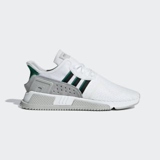 EQT Cushion ADV Shoes Cloud White / Core Black / Sub Green BB7178