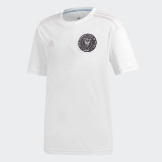 Camisola Principal do Inter Miami CF White / Clear Pink EH8629