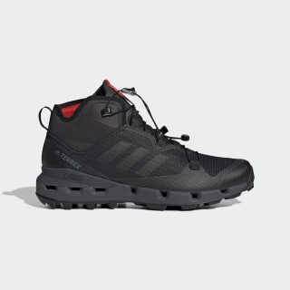 TERREX Fast Mid GTX-Surround Shoes Black / Core Black / Grey Six DB3395