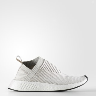 Scarpe NMD_CS2 Primeknit Pearl Grey/Footwear White BA7213