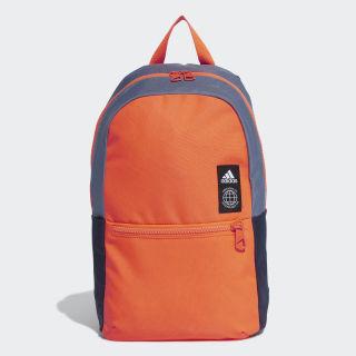 Mochila Classic XS Solar Orange / Tech Ink / White ED8609