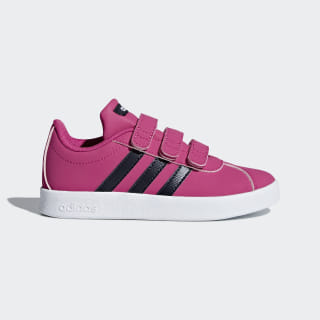 VL Court 2.0 Shoes Real Magenta / Legend Ink / Cloud White B75976