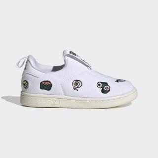 Stan Smith 360 Shoes Cloud White / Cloud White / Core Black EF6664