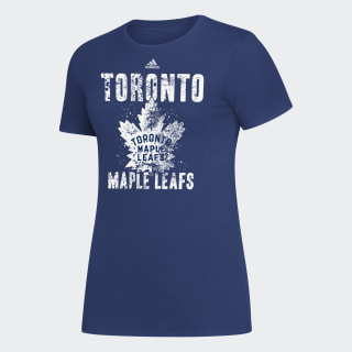 Maple Leafs Pixel Tee Nhl-Tml-522 / Blue EK2766