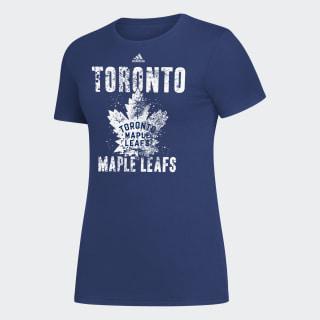 T-shirt Maple Leafs Pixel Nhl-Tml-522 / Blue EK2766