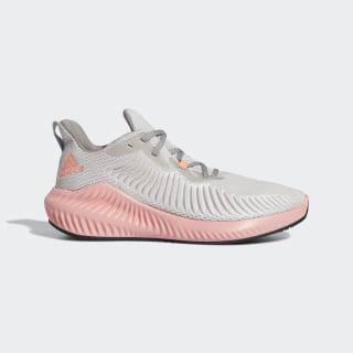 Кроссовки для бега Alphabounce+ Dash Grey / Glow Pink / Signal Coral EG1387
