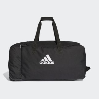 Tiro Wheeled Duffelbag XL Black / White DS8875