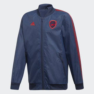 Arsenal Anthem Jacket Collegiate Navy / Scarlet EH5607