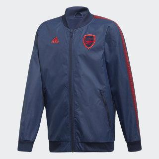 Arsenal Anthem Jacket Collegiate Navy / Scarlet EH5607