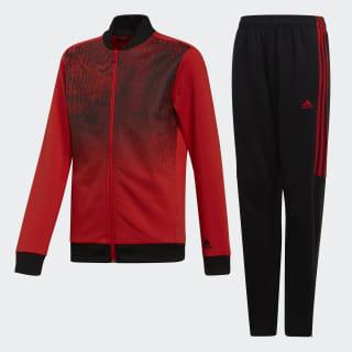 Спортивный костюм Predator active red / black DV1750