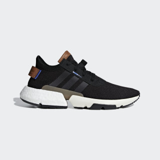 POD-S3.1 Shoes core black / night grey / timber G54741