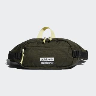 Utility Crossbody Bag Dark Green CL5485