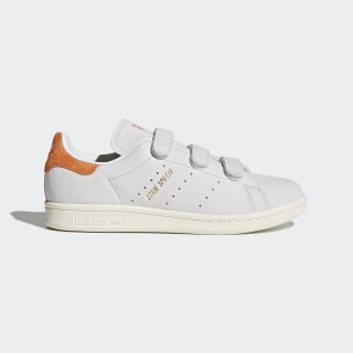 Tenis Stan Smith CRYSTAL WHITE/CRYSTAL WHITE/TRACE ORANGE S18 CQ2788