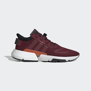 POD-S3.1 Shoes Collegiate Burgundy / Collegiate Burgundy / Core Black EE7211