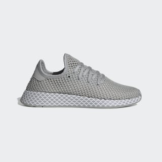 Chaussure Deerupt Runner Grey Two / Cloud White / Hi-Res Yellow BD7883