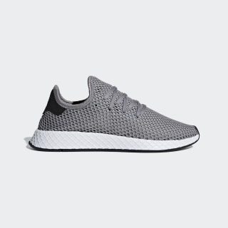Deerupt Runner Shoes Grey Three / Grey Three / Solar Red B41766