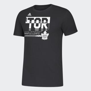 T-shirt Blackhawks Amplifer Nhl-Tml-522 / Black EJ3348