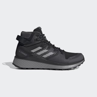 Кроссовки для хайкинга Terrex Folgian Mid GORE-TEX Core Black / Grey Four / Grey One EF0365