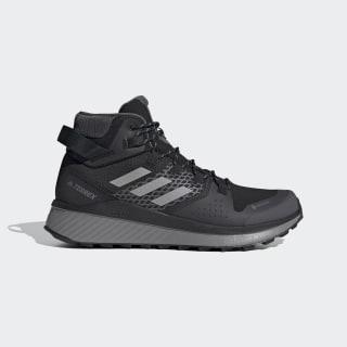 Terrex Folgian Mid GORE-TEX Hiking Shoes Core Black / Grey Four / Grey One EF0365