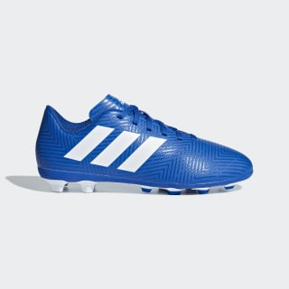 Calzado de fútbol Nemeziz 18.4 Múltiples Terrenos Niño FOOTBALL BLUE/FTWR WHITE/FOOTBALL BLUE DB2357