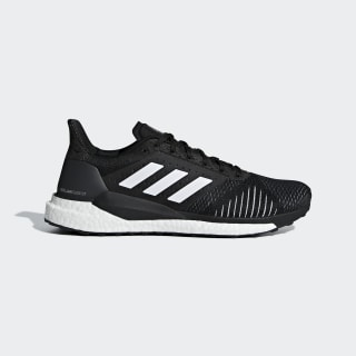 Solar Glide ST Shoes Core Black / Cloud White / Grey Three CQ3178