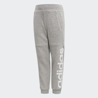 Pantalón Linear MEDIUM GREY HEATHER/WHITE CF1251