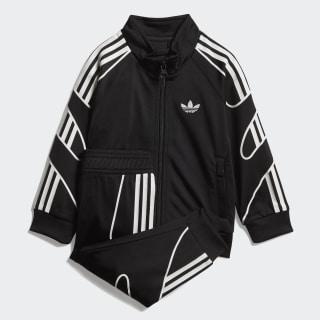 Спортивный костюм Flamestrike black / white DV2836