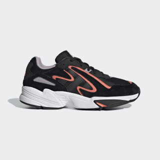 Yung-96 Chasm Shoes Core Black / Core Black / Semi Coral EE7234