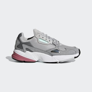 Falcon Schuh Grey Two / Grey Two / Trace Maroon D96698