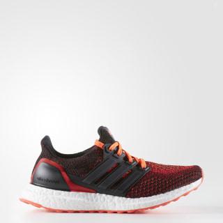 huge selection of e9cc1 8eeba ULTRABOOST Shoes Core Black   Core Black   Solar Red S80373