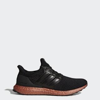UltraBOOST Shoes Core Black / Core Black / Tech Rust Metallic CG4086