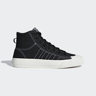 Zapatilla Nizza RF Hi Core Black / Cloud White / Off White F34057