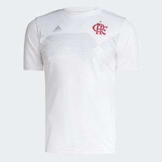 Camisa Flamengo adidas 70 anos White / Clear Grey EV6197