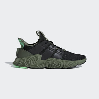 Zapatilla Prophere Core Black / Core Black / Shock Lime B37467