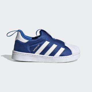 Superstar 360 Shoes Team Royal Blue / Cloud White / Glory Blue EF6628