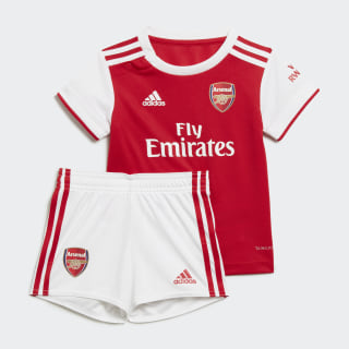 FC Arsenal Mini-Heimausrüstung Scarlet EH5648