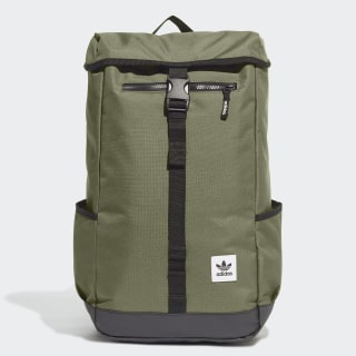 Mochila Premium Essentials Top Loader Raw Khaki ED8022
