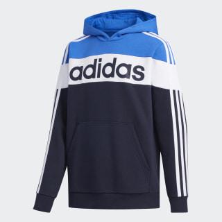 Sweat-shirt à capuche Linear Legend Ink / White / Blue FM0771