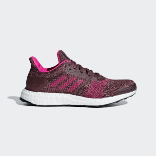 Ultraboost ST Shoes Night Red / Shock Pink / Trace Maroon BB6485