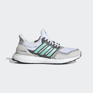 Ultraboost S&L Shoes Ftwr White / Bahia Mint / Grey One EF2865
